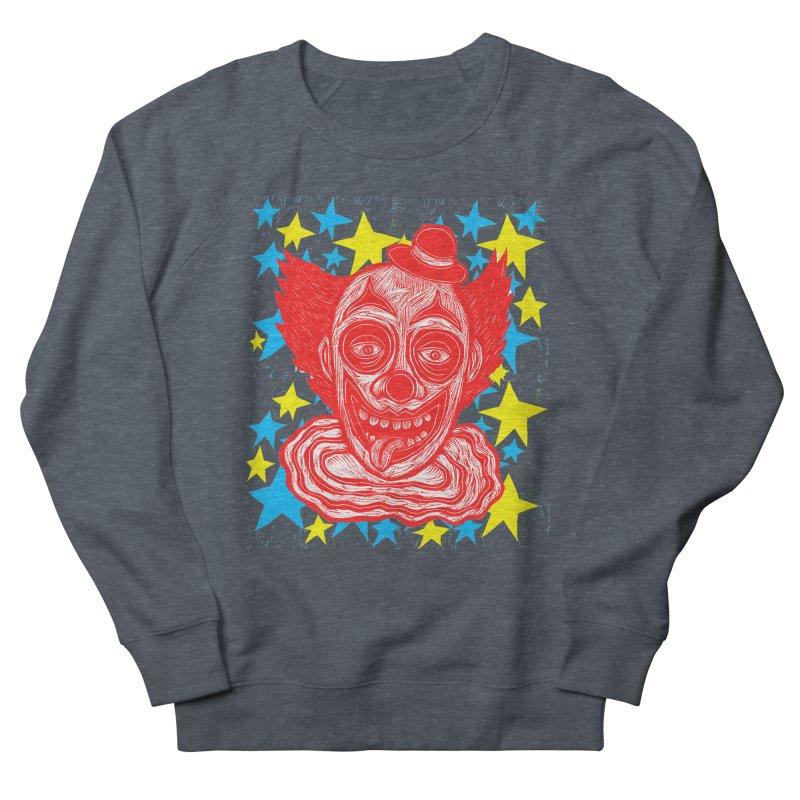 Clown Men's Sweatshirt by Sean StarWars' Artist Shop