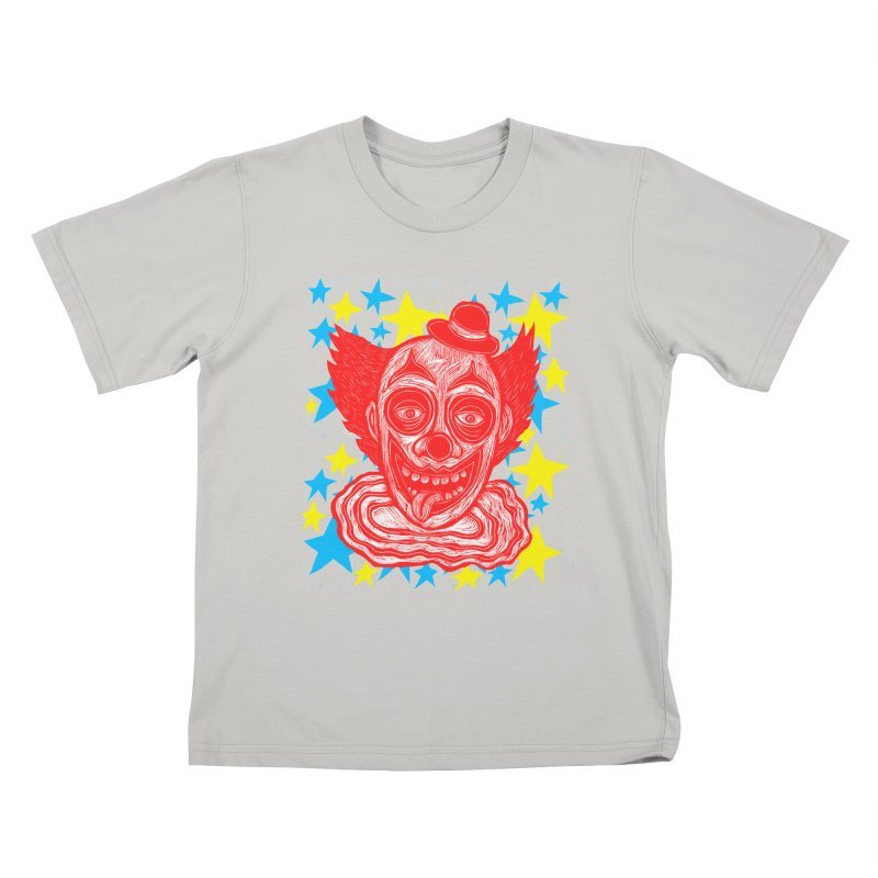 Clown Kids T-shirt by Sean StarWars' Artist Shop