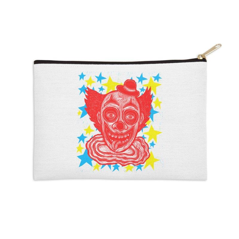 Clown Accessories Zip Pouch by Sean StarWars' Artist Shop