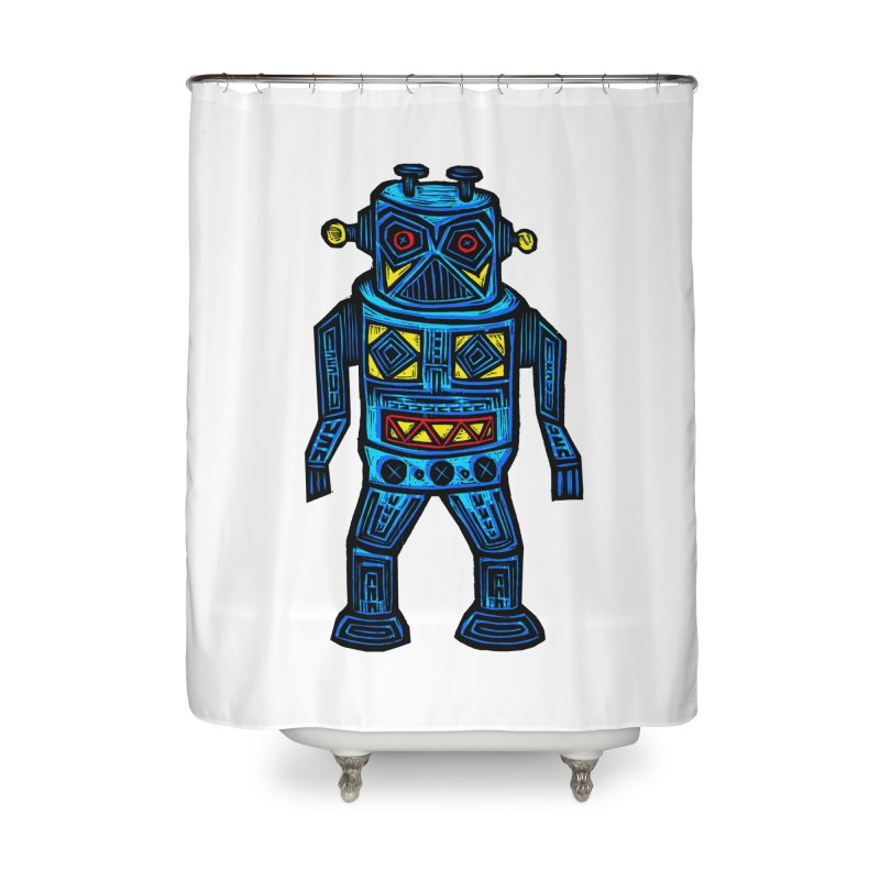 Oracle Home Shower Curtain by Sean StarWars' Artist Shop