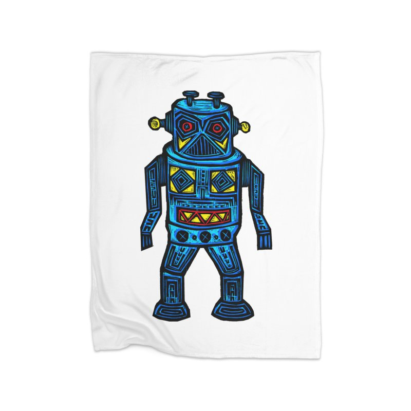 Oracle Home Blanket by Sean StarWars' Artist Shop