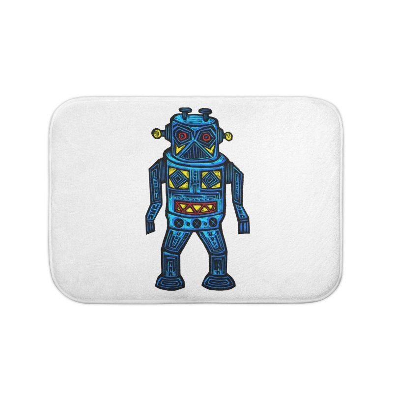 Oracle Home Bath Mat by Sean StarWars' Artist Shop