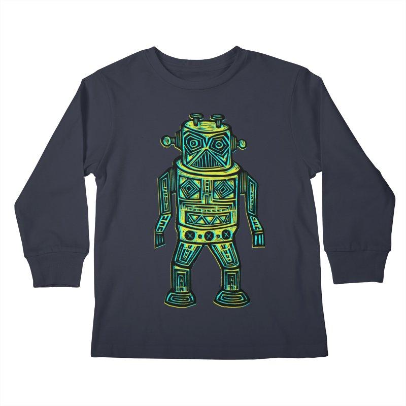 Oracle Kids Longsleeve T-Shirt by Sean StarWars' Artist Shop