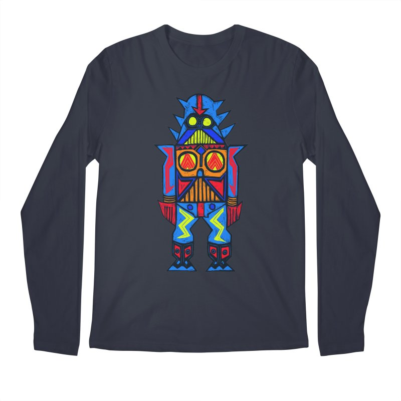 Shogun Vader Men's Longsleeve T-Shirt by Sean StarWars' Artist Shop