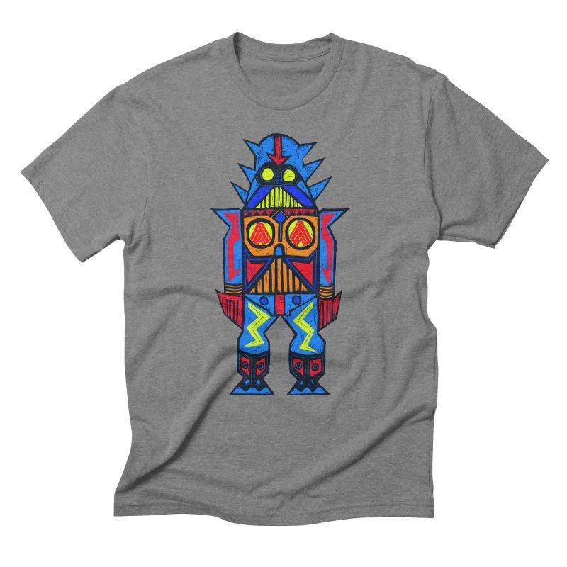 Shogun Vader Men's Triblend T-shirt by Sean StarWars' Artist Shop