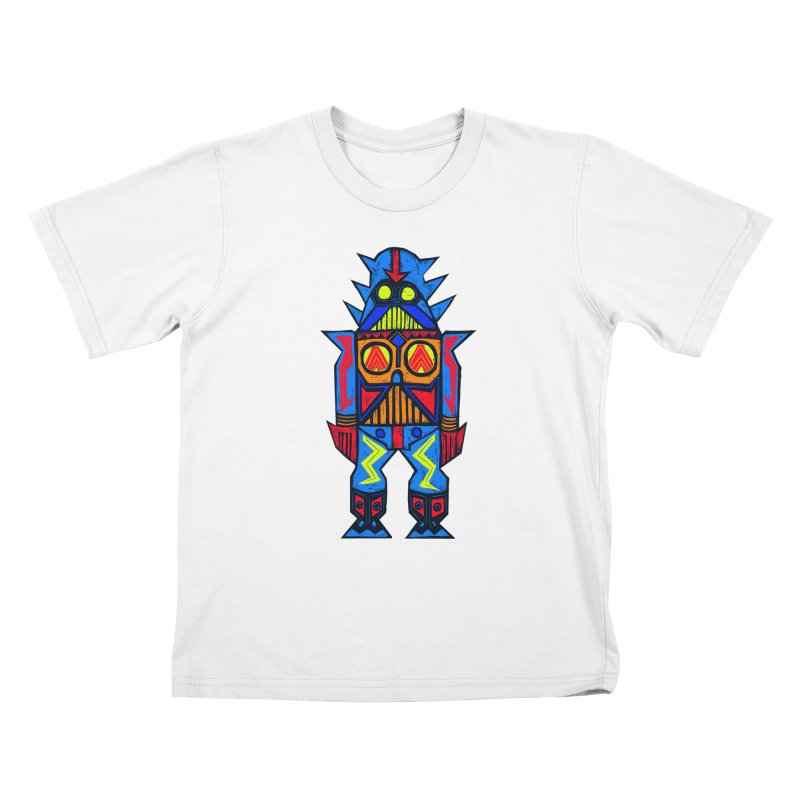 Shogun Vader Kids T-Shirt by Sean StarWars' Artist Shop