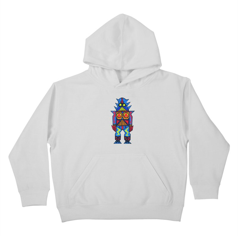 Shogun Vader Kids Pullover Hoody by Sean StarWars' Artist Shop