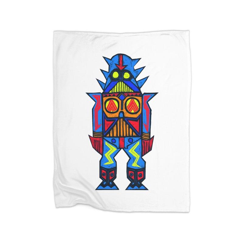 Shogun Vader Home Blanket by Sean StarWars' Artist Shop