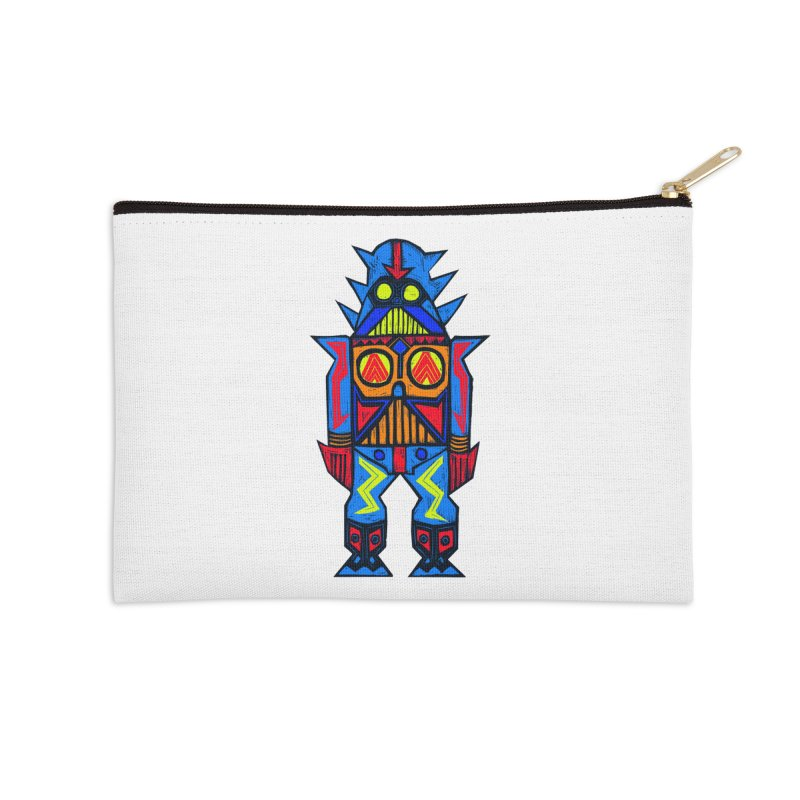 Shogun Vader Accessories Zip Pouch by Sean StarWars' Artist Shop