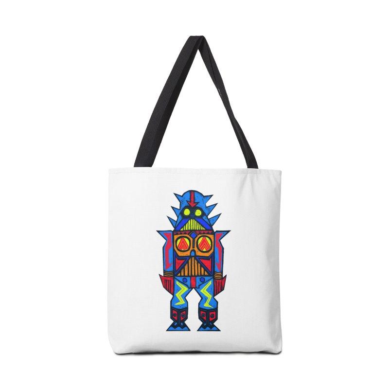 Shogun Vader Accessories Bag by Sean StarWars' Artist Shop
