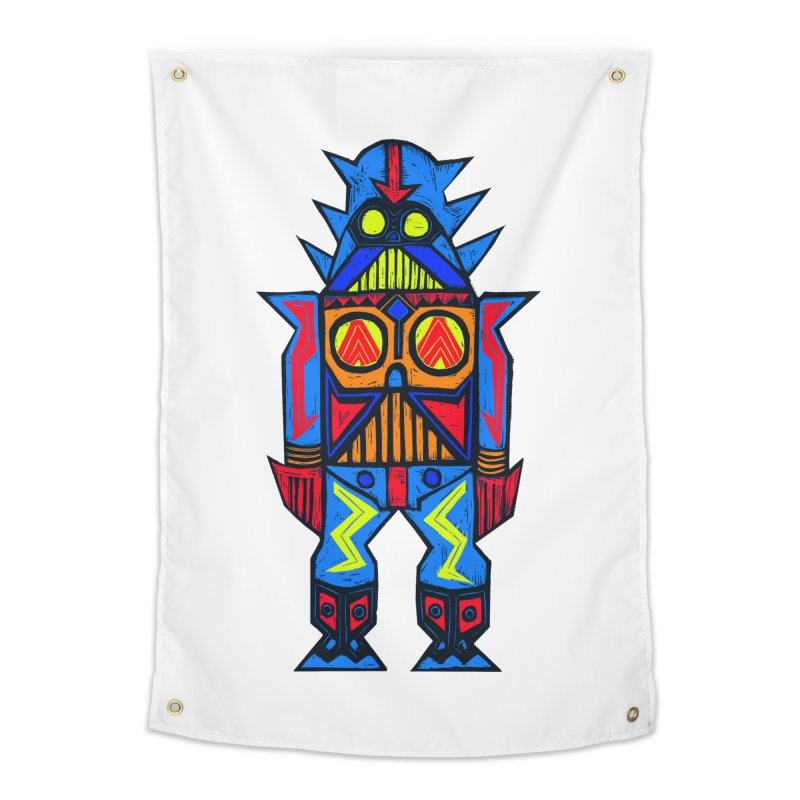 Shogun Vader Home Tapestry by Sean StarWars' Artist Shop