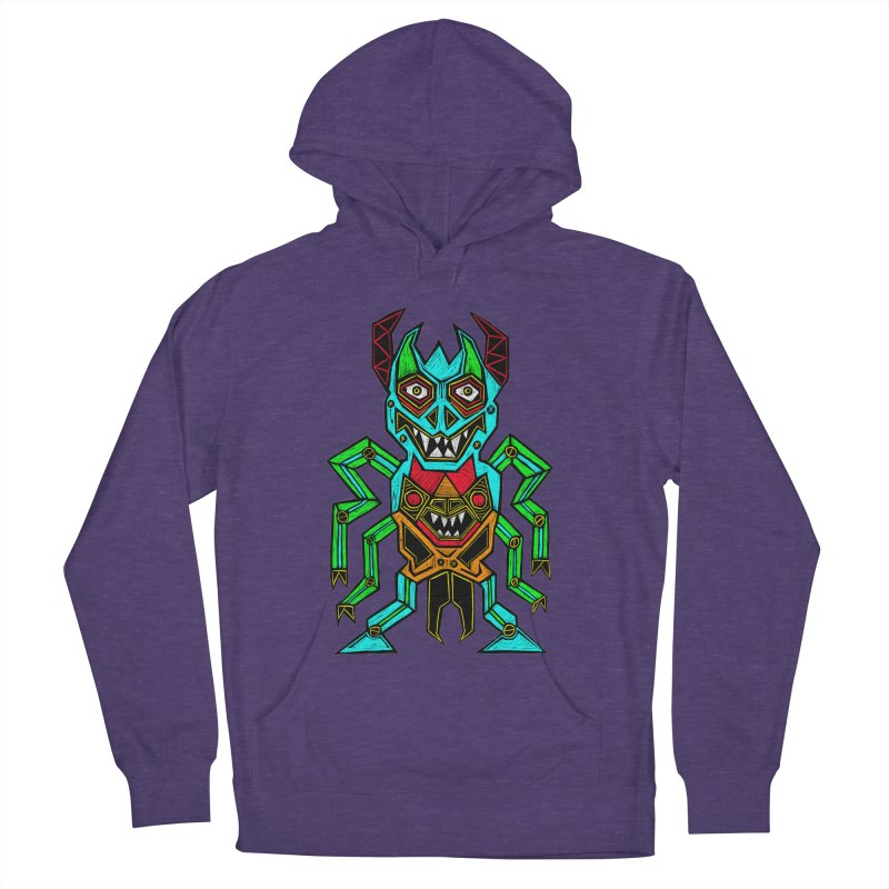 Warlord Men's French Terry Pullover Hoody by Sean StarWars' Artist Shop