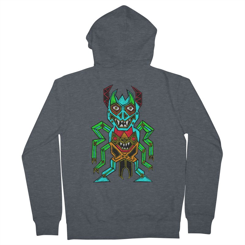 Warlord Women's French Terry Zip-Up Hoody by Sean StarWars' Artist Shop