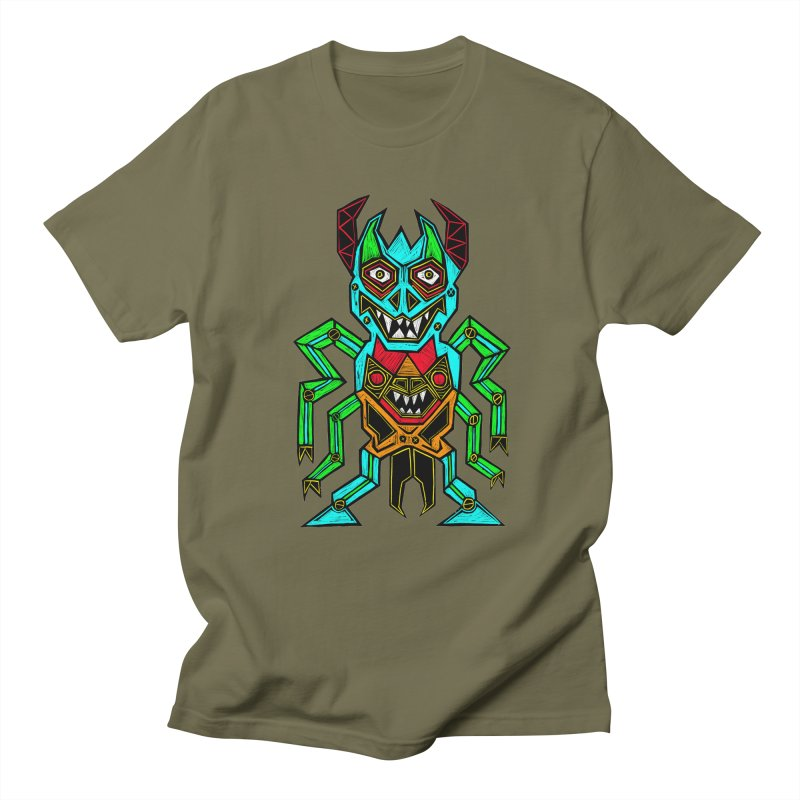 Warlord Women's Regular Unisex T-Shirt by Sean StarWars' Artist Shop