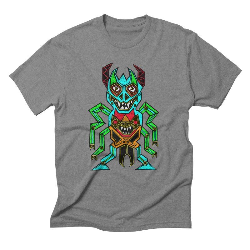Warlord Men's Triblend T-shirt by Sean StarWars' Artist Shop