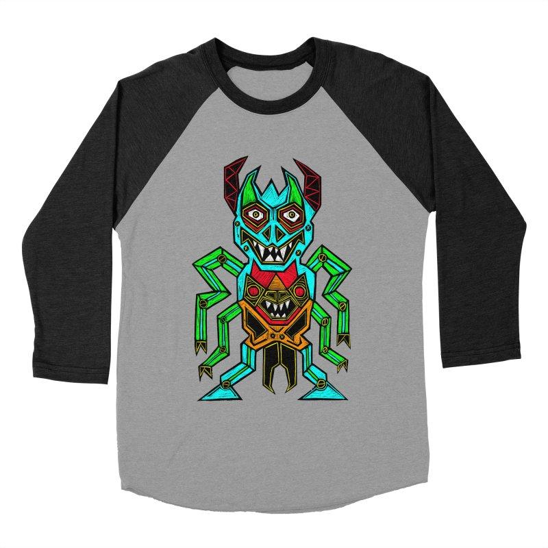Warlord Men's Baseball Triblend T-Shirt by Sean StarWars' Artist Shop