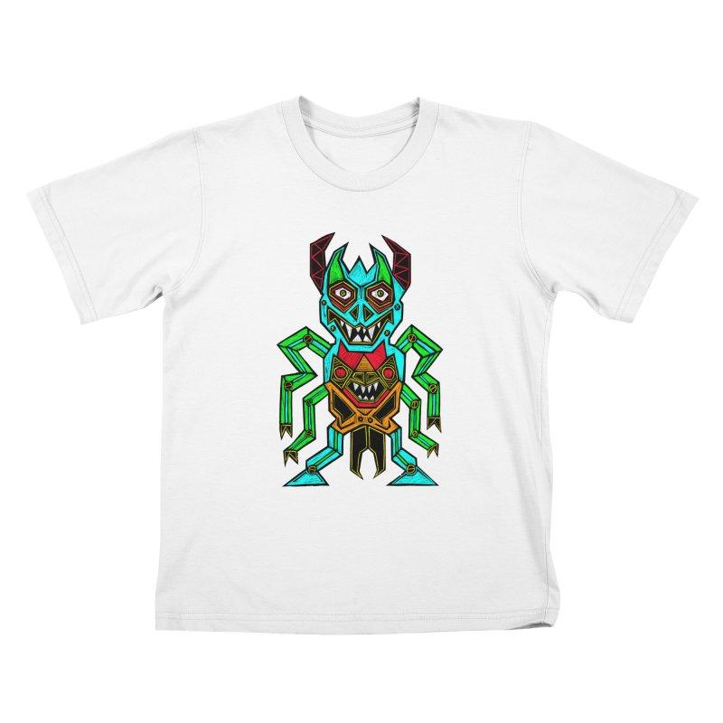 Warlord Kids T-Shirt by Sean StarWars' Artist Shop