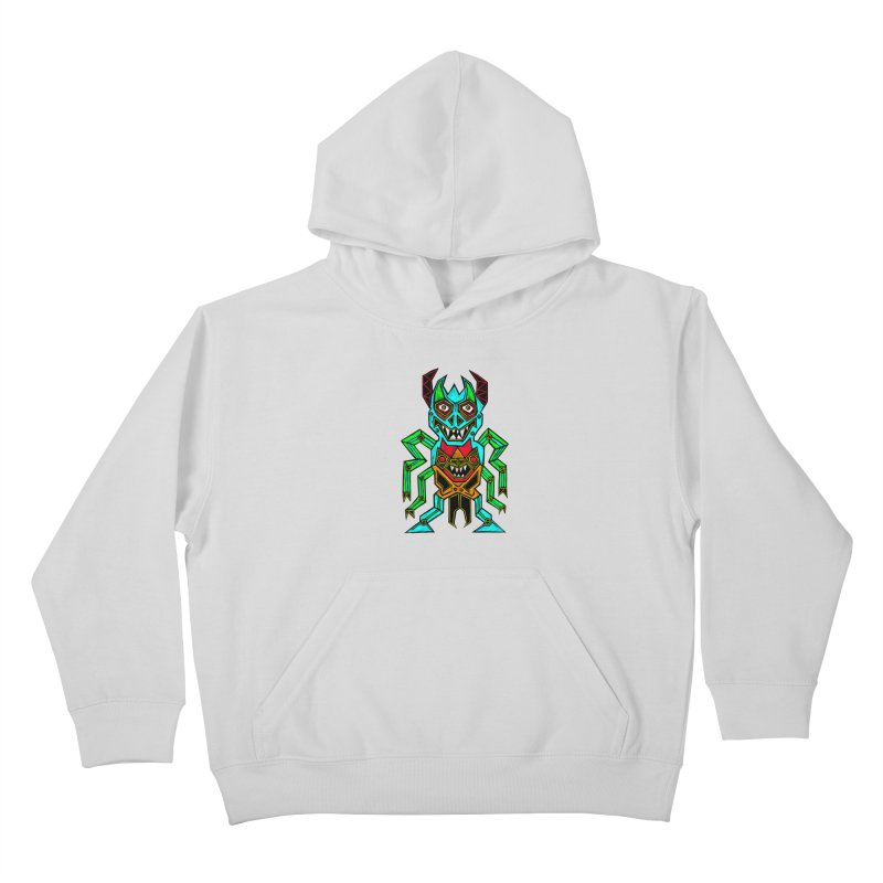 Warlord Kids Pullover Hoody by Sean StarWars' Artist Shop