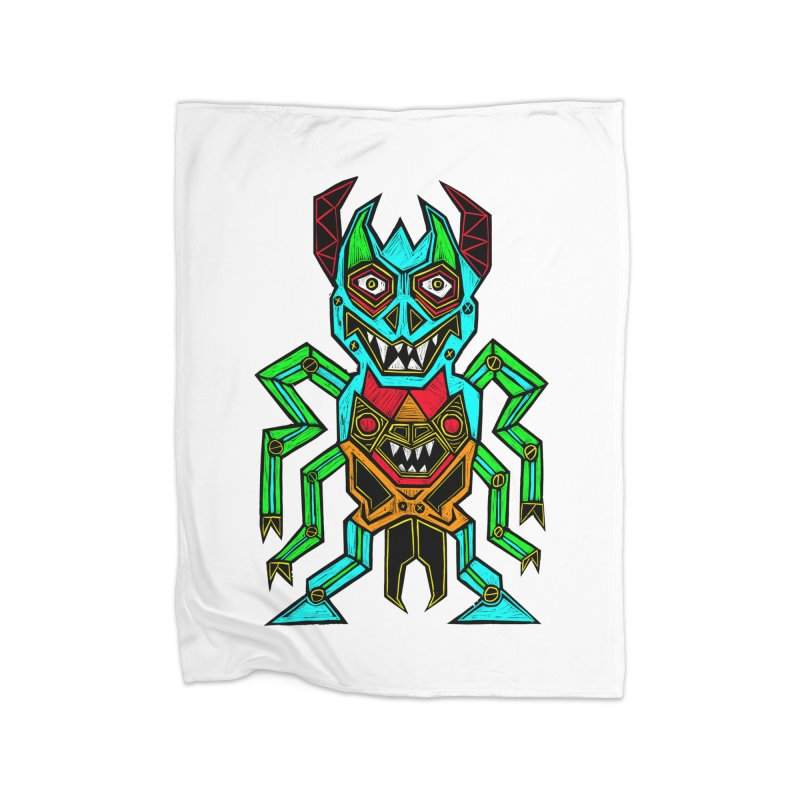 Warlord Home Blanket by Sean StarWars' Artist Shop