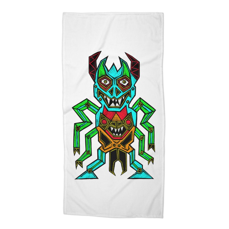 Warlord Accessories Beach Towel by Sean StarWars' Artist Shop