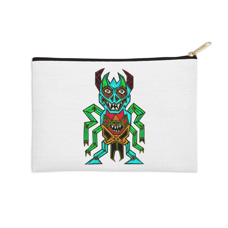 Warlord Accessories Zip Pouch by Sean StarWars' Artist Shop