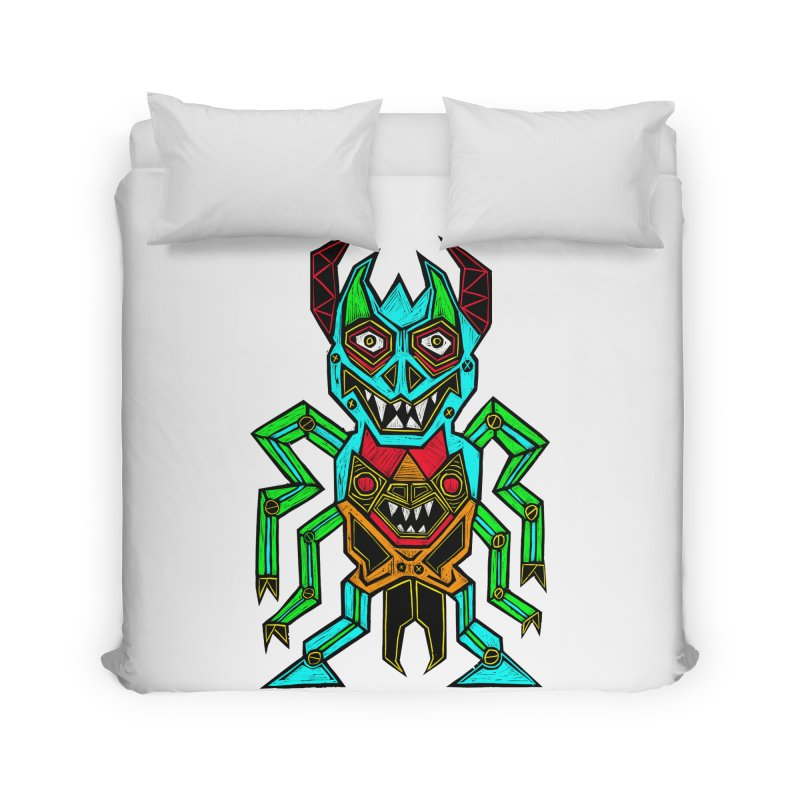 Warlord Home Duvet by Sean StarWars' Artist Shop