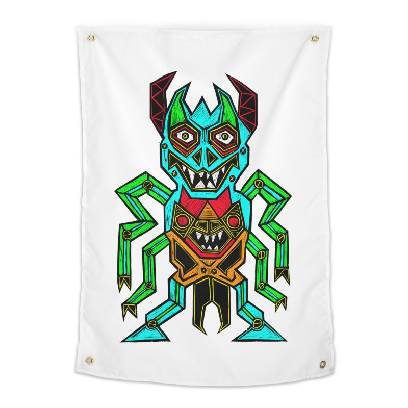 Warlord Home Tapestry by Sean StarWars' Artist Shop