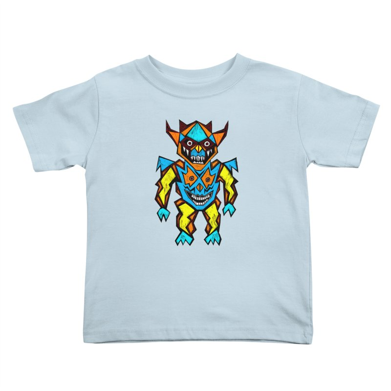 Battle Master Kids Toddler T-Shirt by Sean StarWars' Artist Shop
