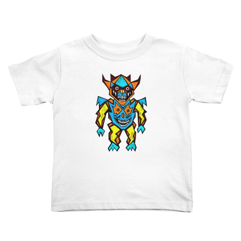 Battle Master Kids Toddler T-Shirt by Sean StarWars' Artist Shop