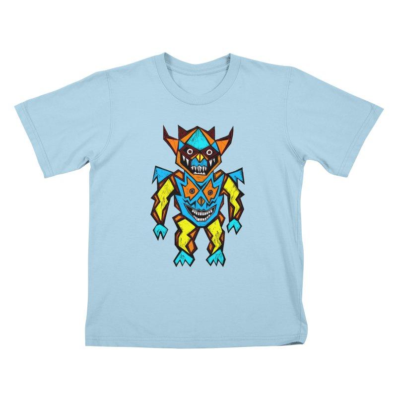 Battle Master Kids T-Shirt by Sean StarWars' Artist Shop