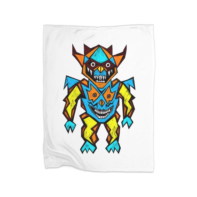 Battle Master Home Blanket by Sean StarWars' Artist Shop