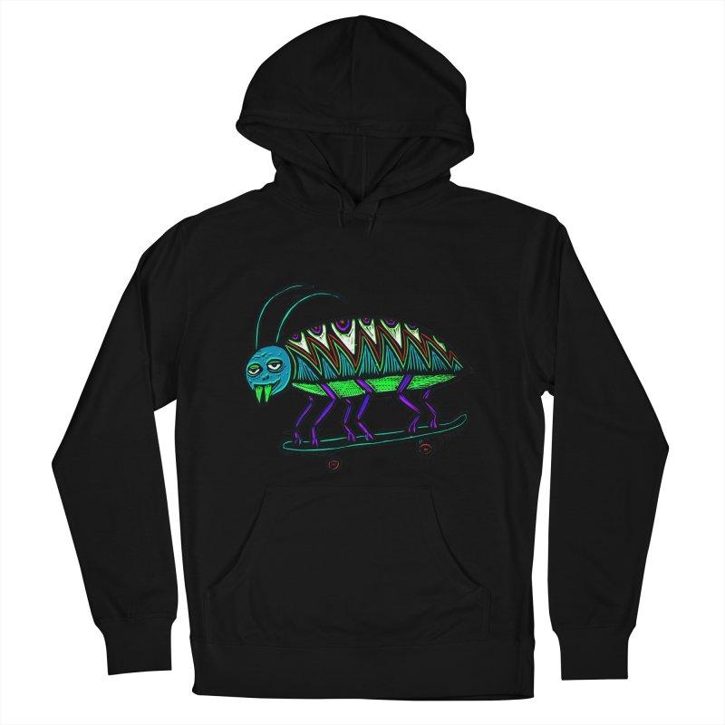 Skate Beetle Men's Pullover Hoody by Sean StarWars' Artist Shop