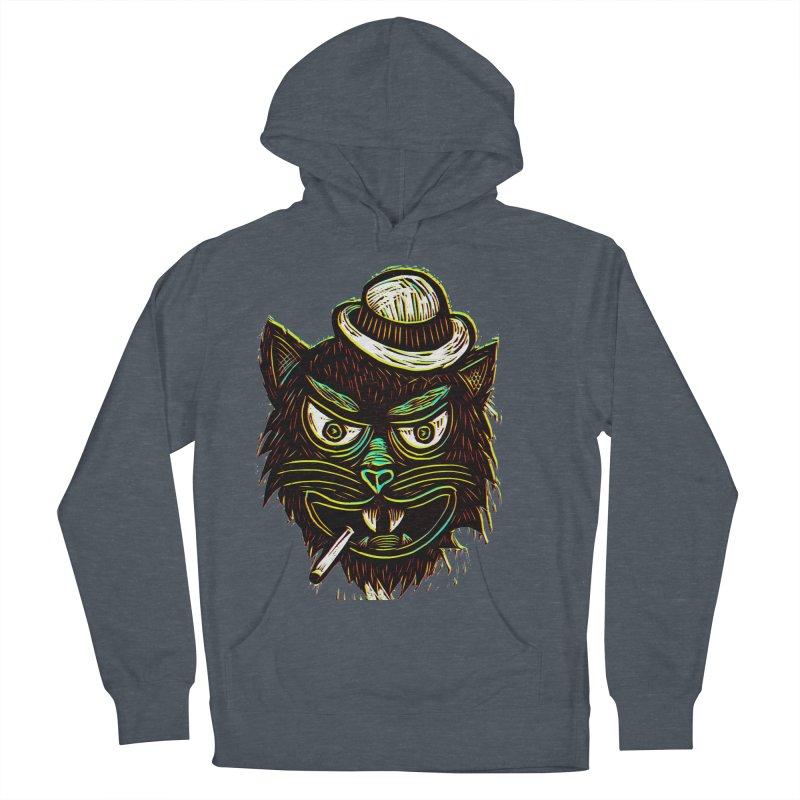 Tough Cat Men's Pullover Hoody by Sean StarWars' Artist Shop