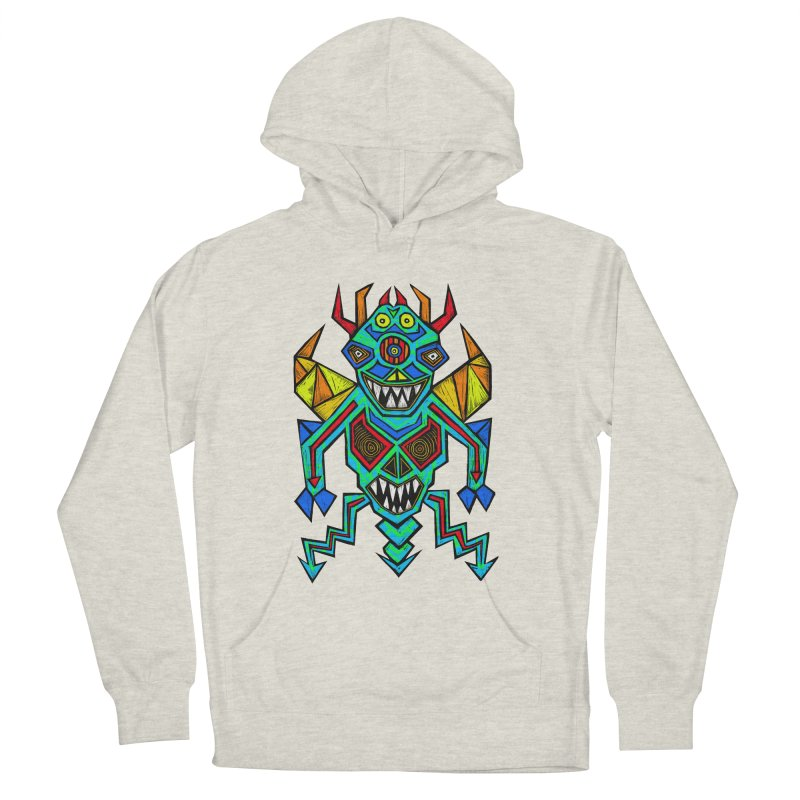 Decimator Women's French Terry Pullover Hoody by Sean StarWars' Artist Shop