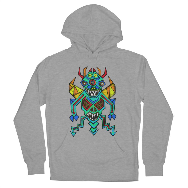 Decimator Men's French Terry Pullover Hoody by Sean StarWars' Artist Shop