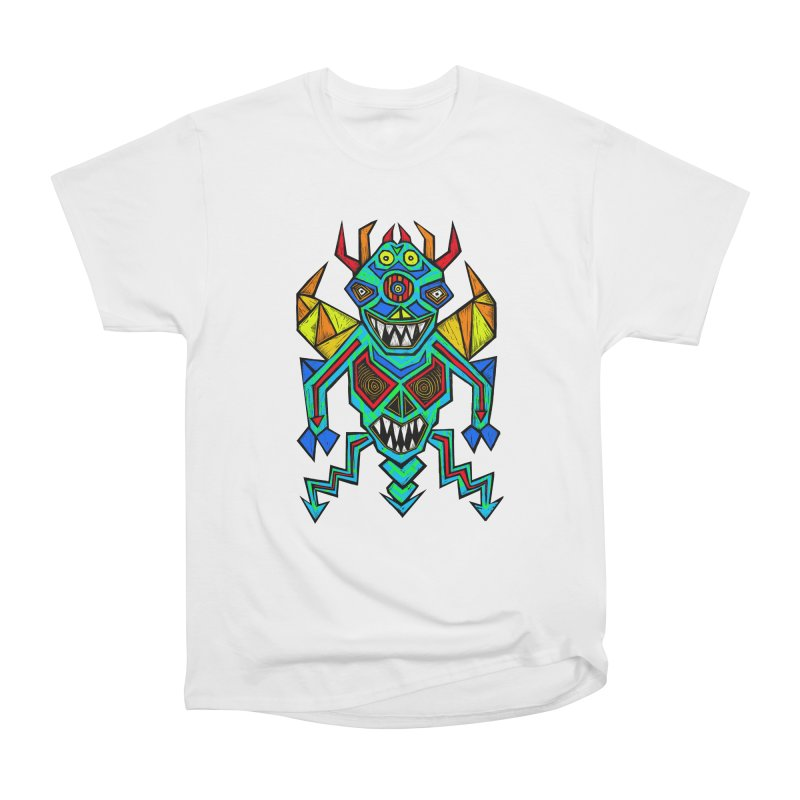 Decimator Women's Heavyweight Unisex T-Shirt by Sean StarWars' Artist Shop