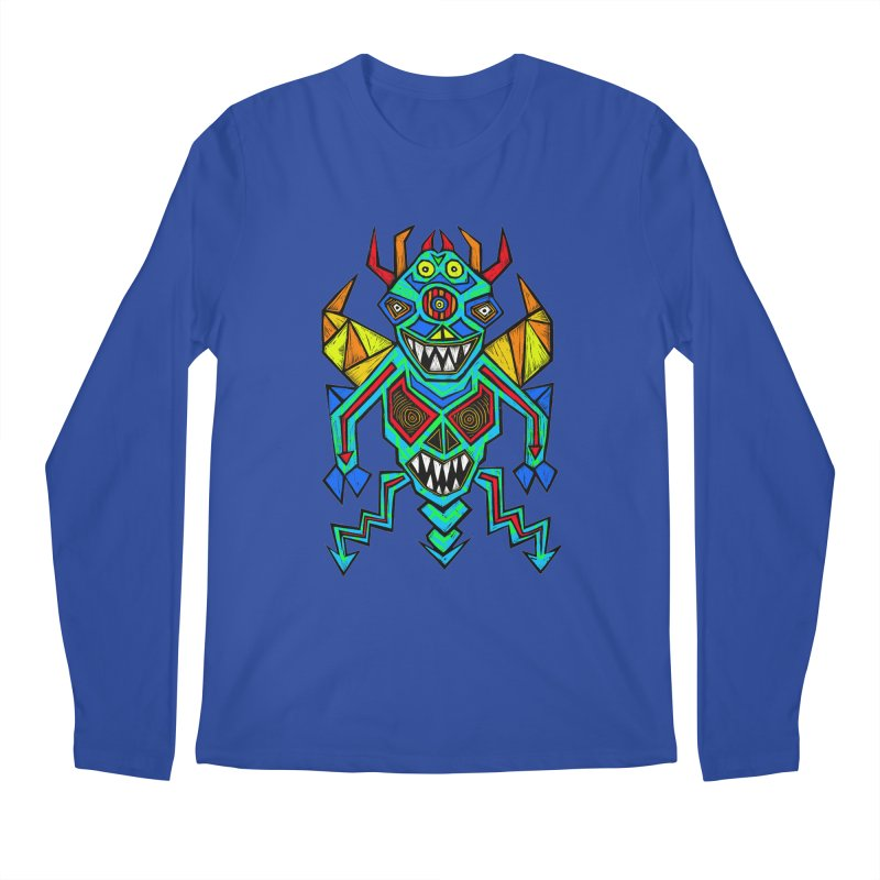 Decimator Men's Regular Longsleeve T-Shirt by Sean StarWars' Artist Shop