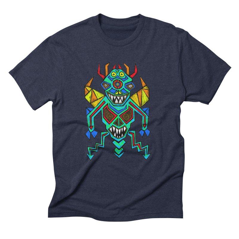 Decimator Men's Triblend T-Shirt by Sean StarWars' Artist Shop