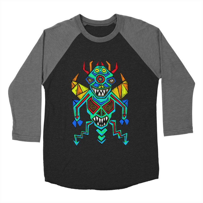 Decimator Women's Baseball Triblend T-Shirt by Sean StarWars' Artist Shop