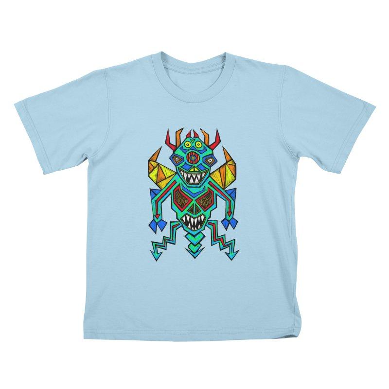Decimator Kids T-Shirt by Sean StarWars' Artist Shop