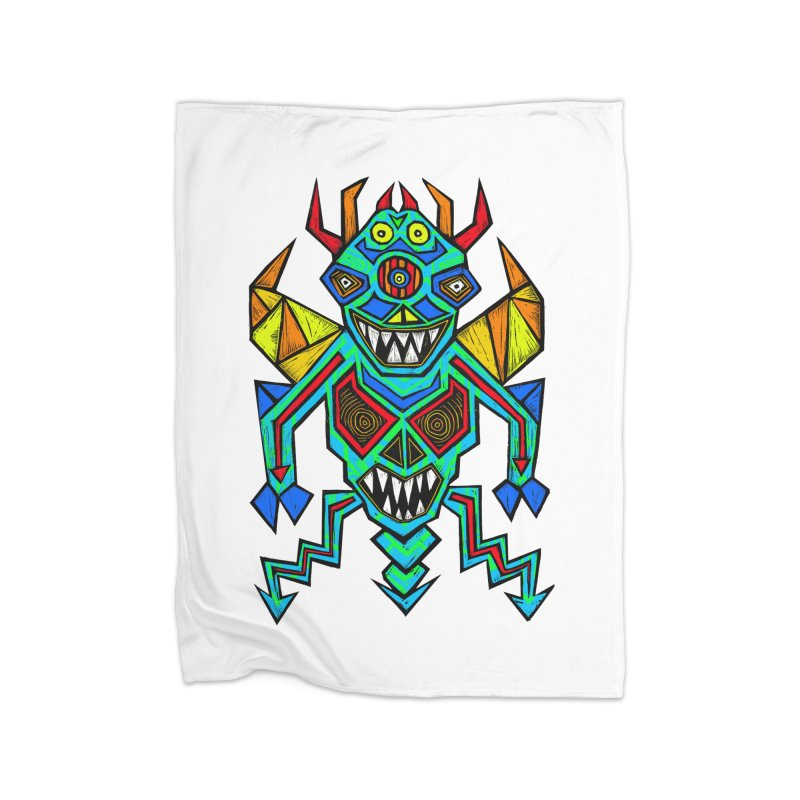 Decimator Home Blanket by Sean StarWars' Artist Shop