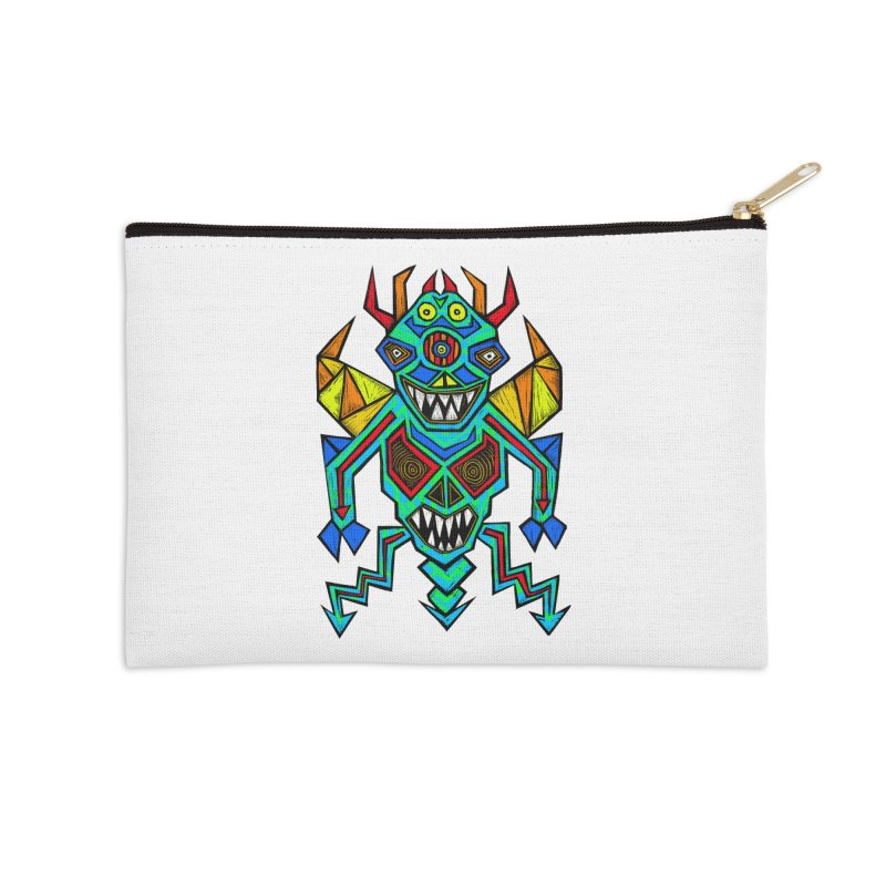 Decimator Accessories Zip Pouch by Sean StarWars' Artist Shop