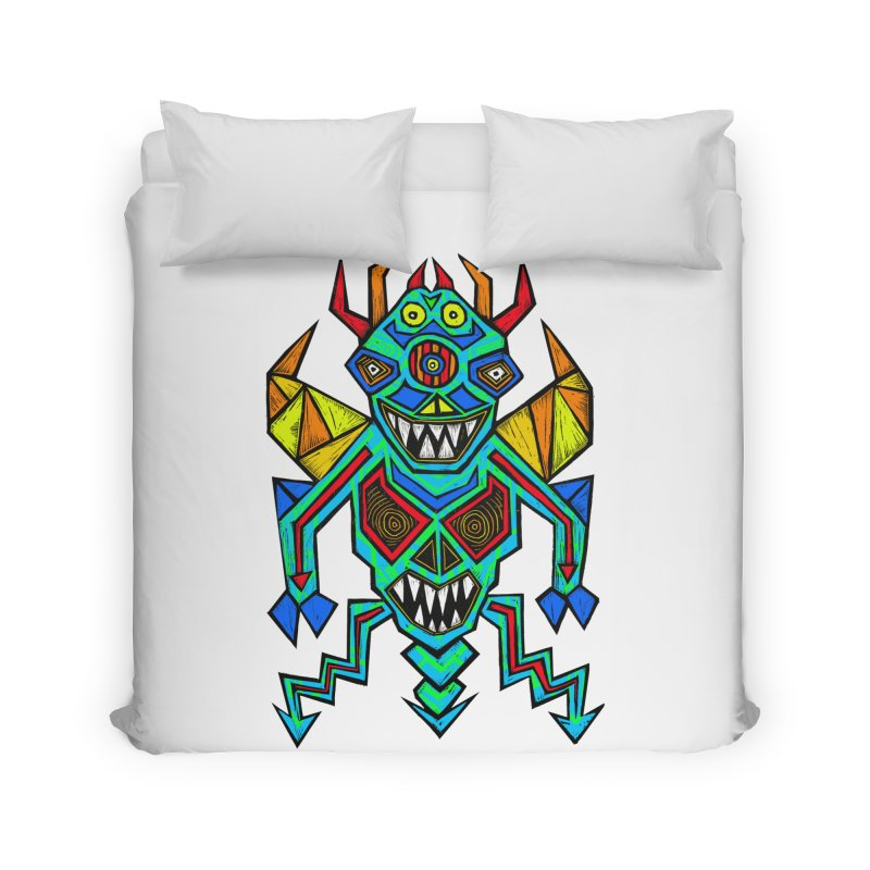 Decimator Home Duvet by Sean StarWars' Artist Shop