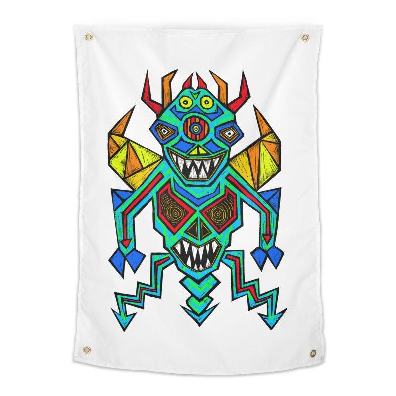 Decimator Home Tapestry by Sean StarWars' Artist Shop