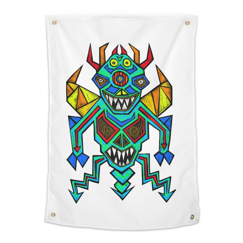 Decimator Home Tapestry by Sean StarWars' Artist Shop