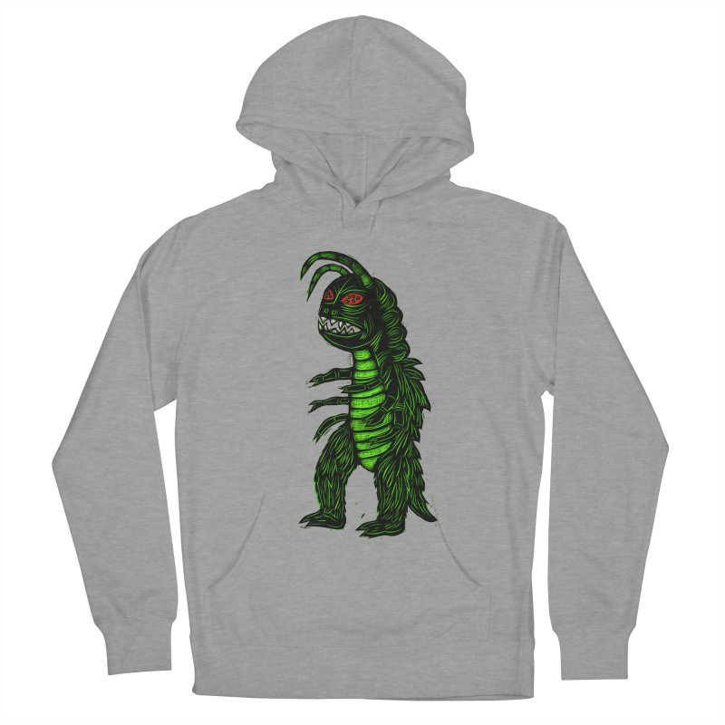 Gumos Women's French Terry Pullover Hoody by Sean StarWars' Artist Shop