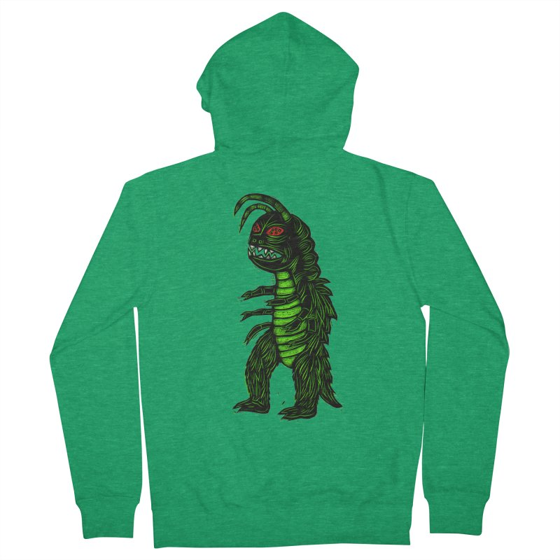 Gumos Men's French Terry Zip-Up Hoody by Sean StarWars' Artist Shop