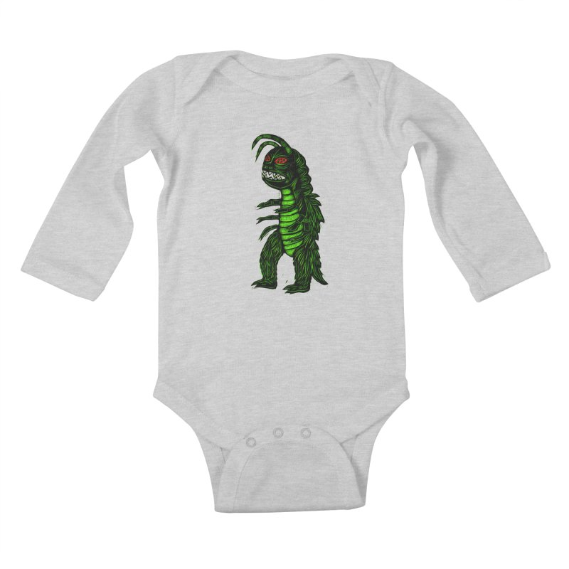 Gumos Kids Baby Longsleeve Bodysuit by Sean StarWars' Artist Shop