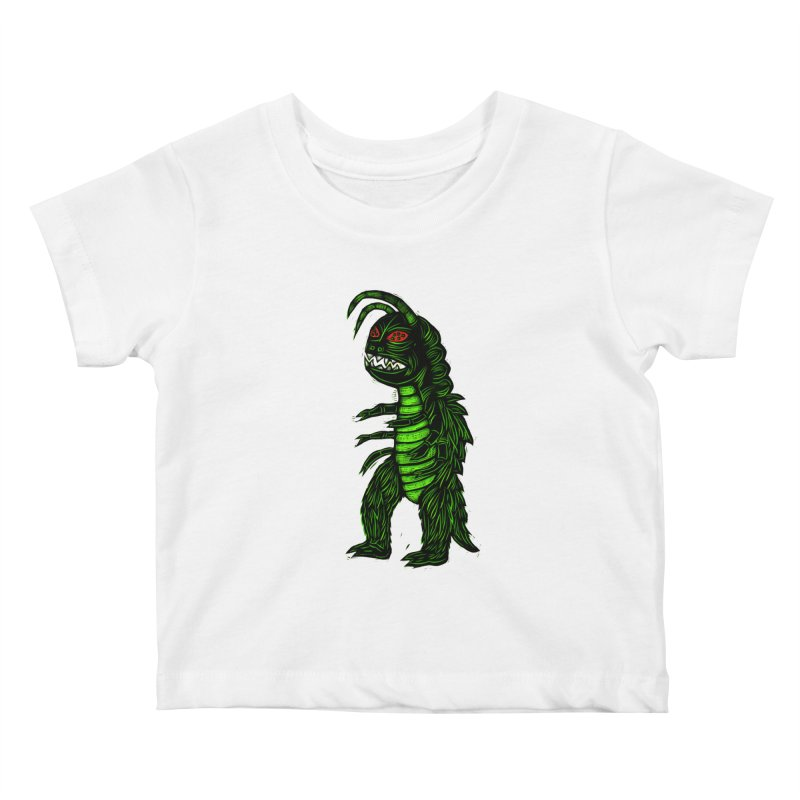 Gumos Kids Baby T-Shirt by Sean StarWars' Artist Shop