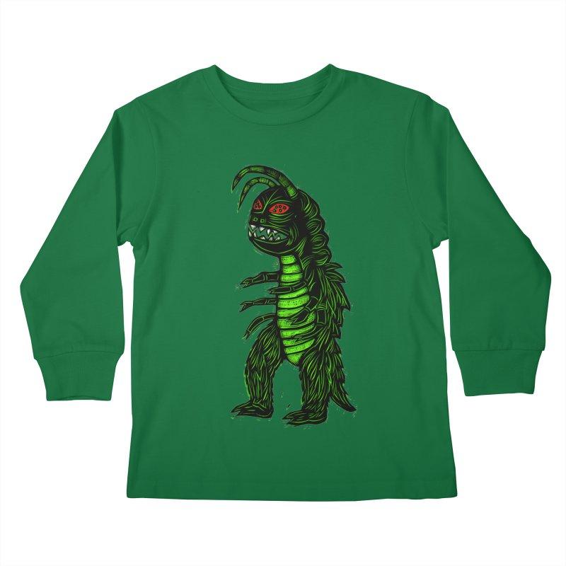 Gumos Kids Longsleeve T-Shirt by Sean StarWars' Artist Shop